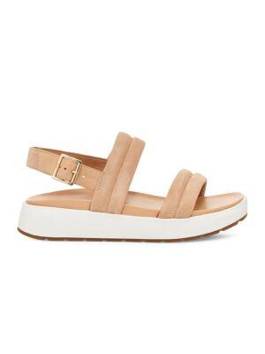 Ravne ženske Lynnden sandale - Ugg