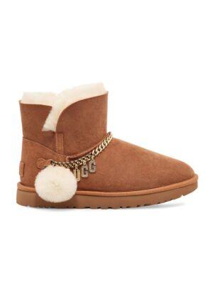Ženske smeđe čizme - Ugg