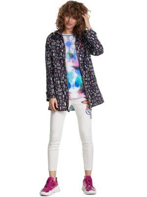 Ženska jakna sa kapuljačom - Desigual