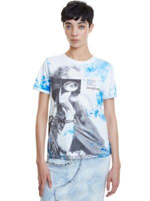 Ženska majica kratkih rukava - Desigual
