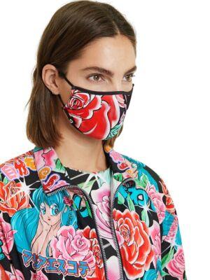 Ženska maska sa dva lica - Desigual