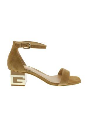 Sandale sa niskom potpeticom - Guess