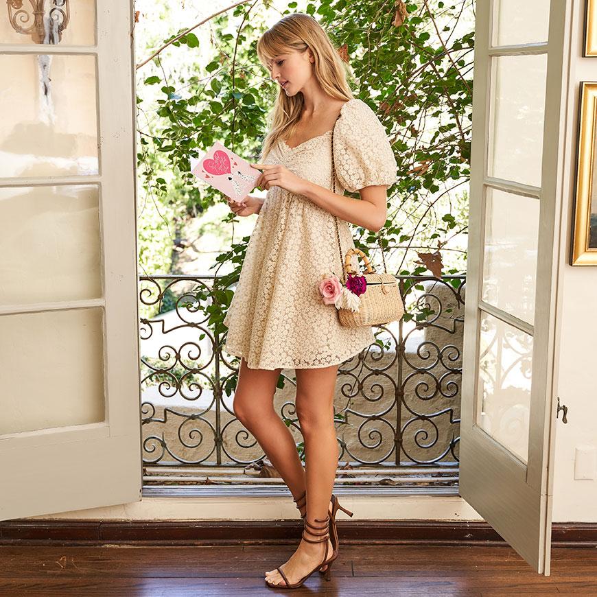 Lepršave haljine za šik stajling