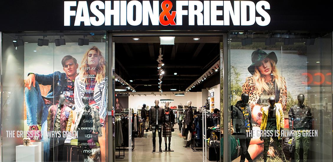 Fashion&Friends City Center one Split