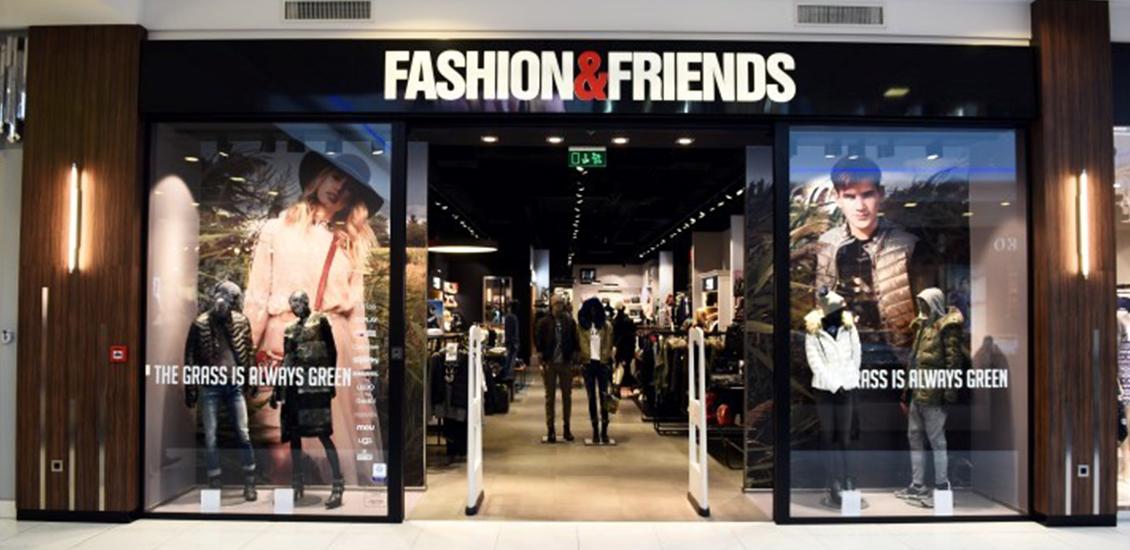 Fashion&Friends City Center one West, Zagreb