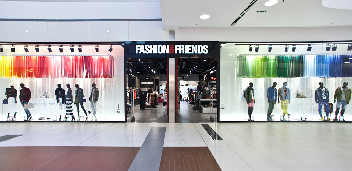 Fashion&Friends BIG Shopping Center