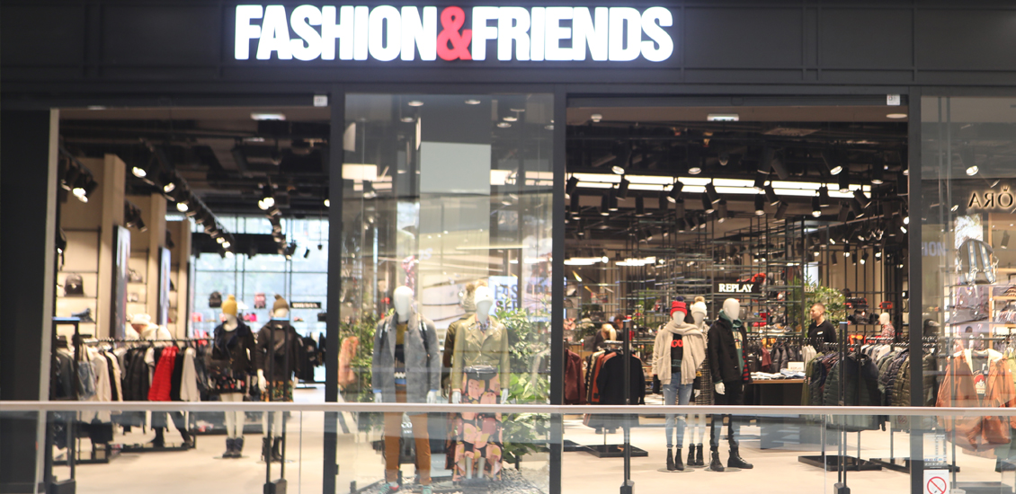 Fashion&Friends Promenada