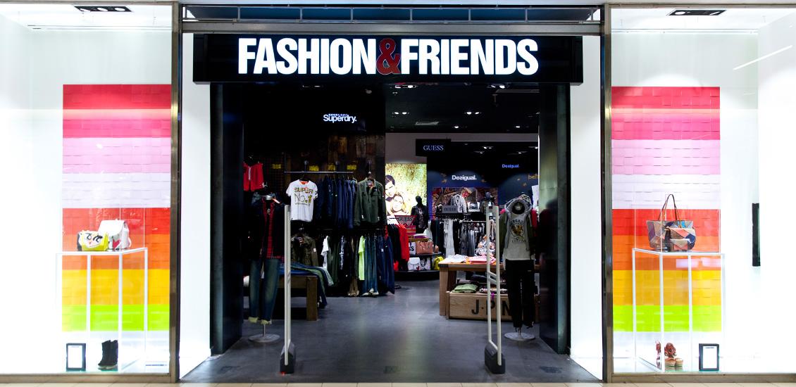 Fashion & Friends TC Ušće