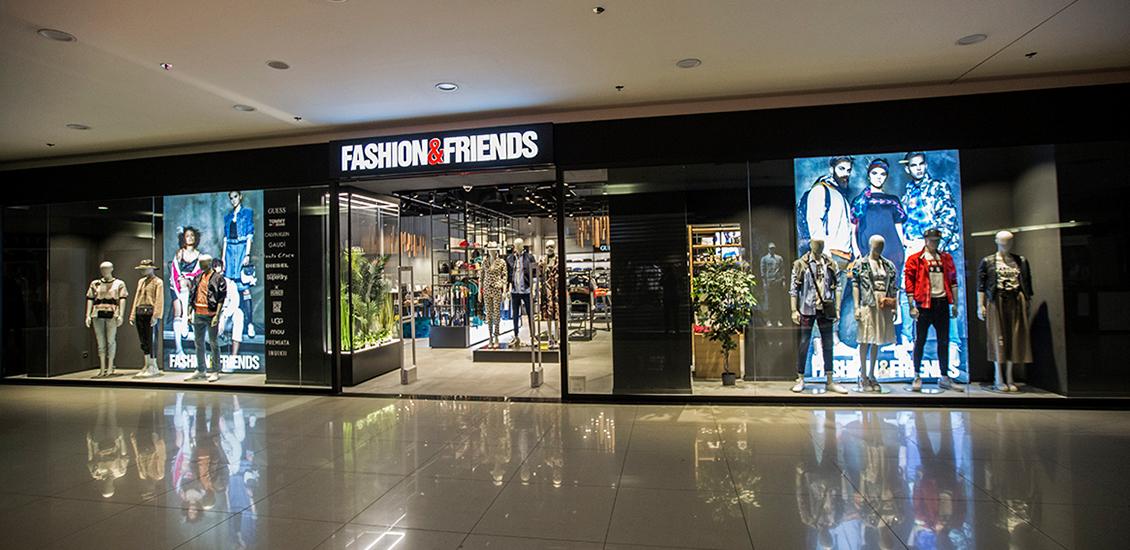 Fashion&Friends Joker centar, Split