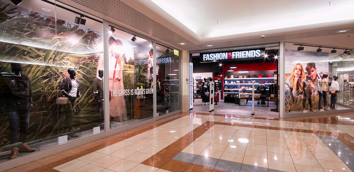 Fashion&Friends Tower centar, Rijeka
