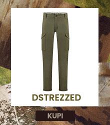 Dstrezzed muske pantalone