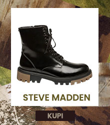 Steve Madden muske cizme