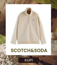 Scotch&Soda muski duks