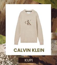 Calvin Klein muski duks