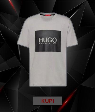 HUGO logo majica