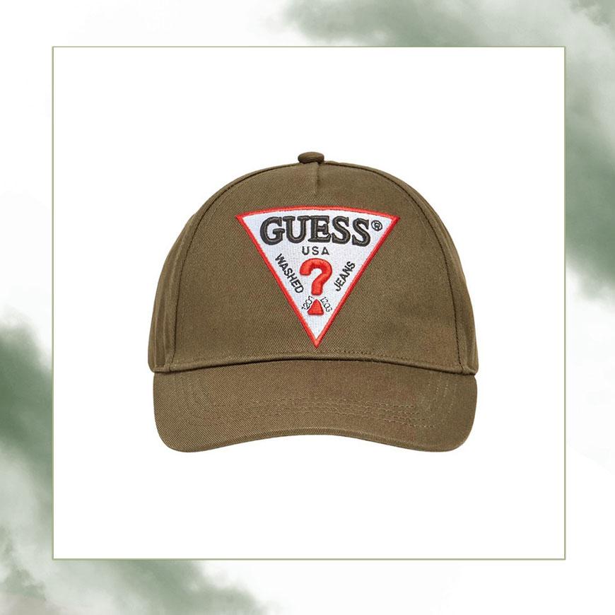 Guess logo kačket