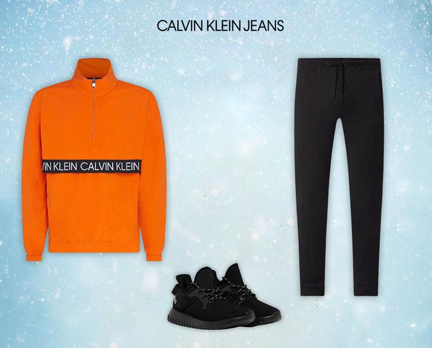 Calvin Klein outfit