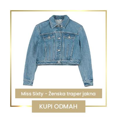 Miss Sixty traper jakna