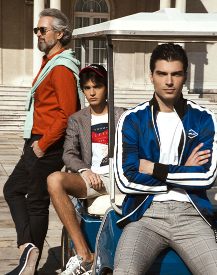 Fashion&Friends GENERATIONS kampanja