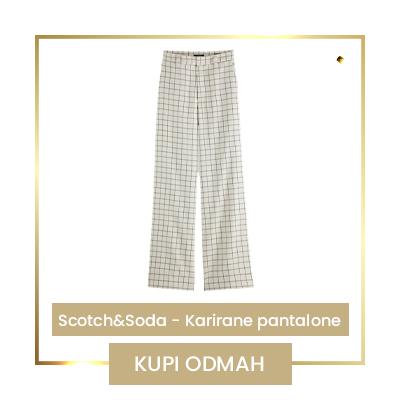 Scotch&Soda ženske pantalone