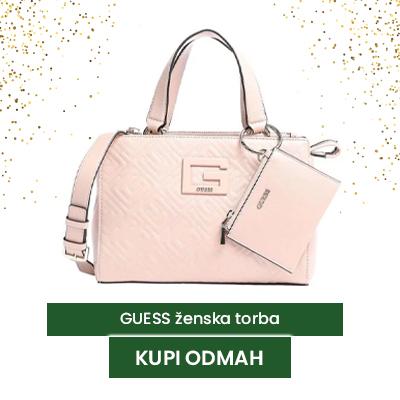 Guess roze torba