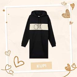 Calvin Klein duks-haljina