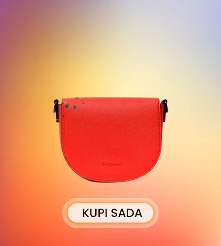 Desigual crvena torbica