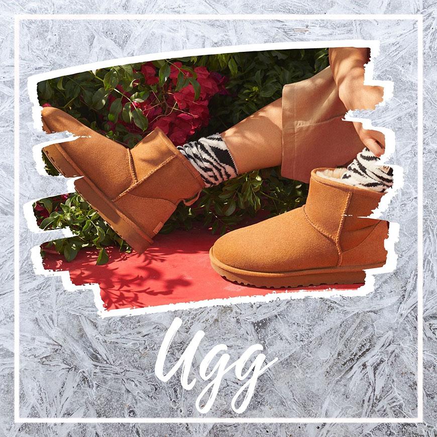 UGG Classic Mini zenske cizme