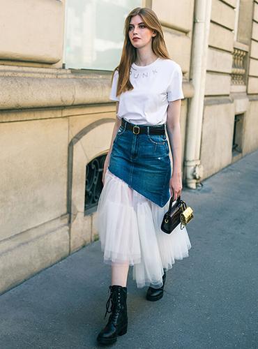 Miss Sixty majica i suknja